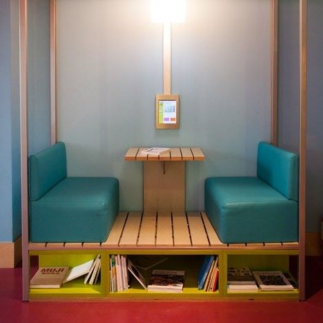 Book Nook Ideas For Rooms