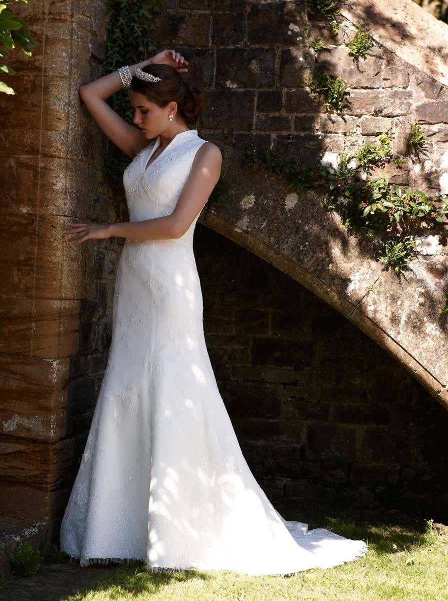 Romantica of Devon   Wedding dresses, Wedding dress hire, Wedding ...