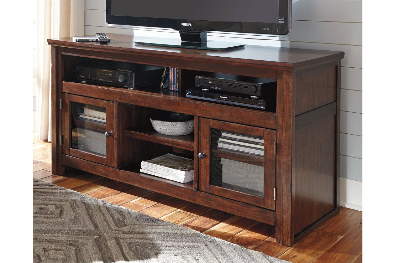 Harpan 60 Tv Stand Ashley Furniture Homestore Living Room In