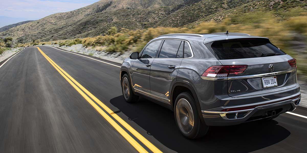 Debut Volkswagen Atlas Cross Sport 2020, crece la familia