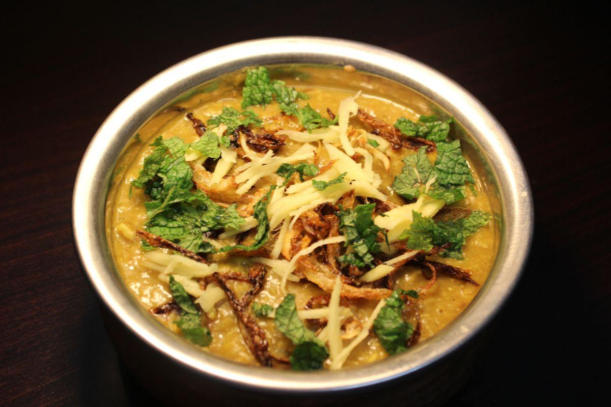 Bangladeshi Beef/Mutton Haleem