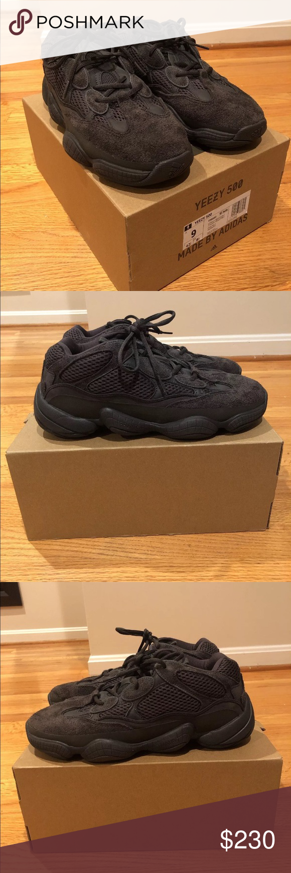 3c1336f39390a Adidas Yeezy Boost 500 Selling price starting at  230
