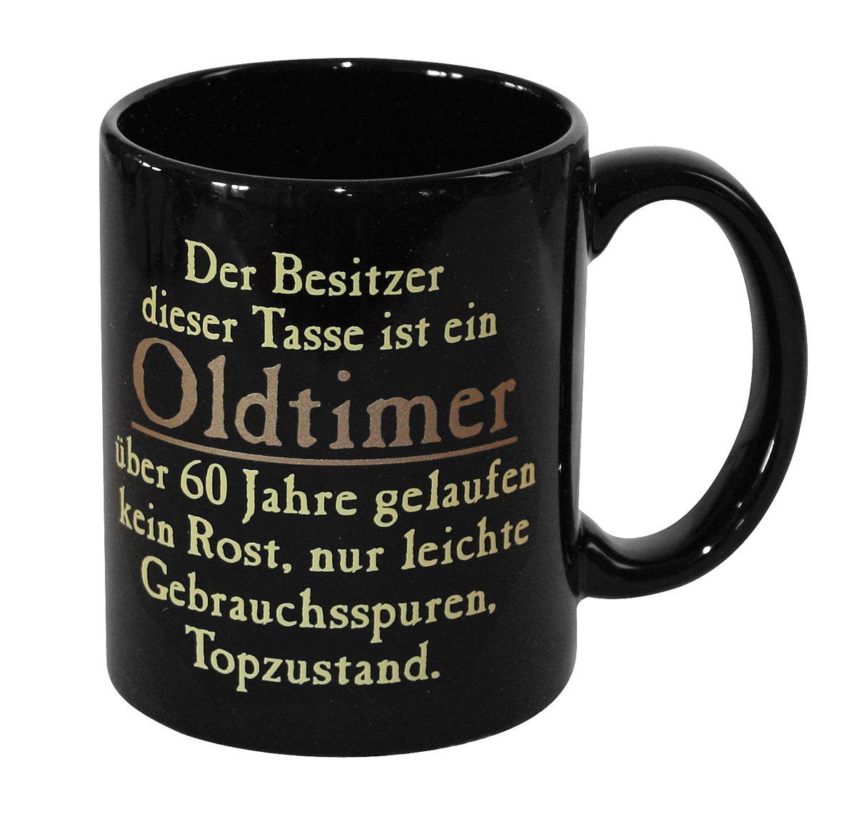 Oldtimer Tasse 60 Jahre Geschenke Fur Rentner Tassen Und 60er Jahre