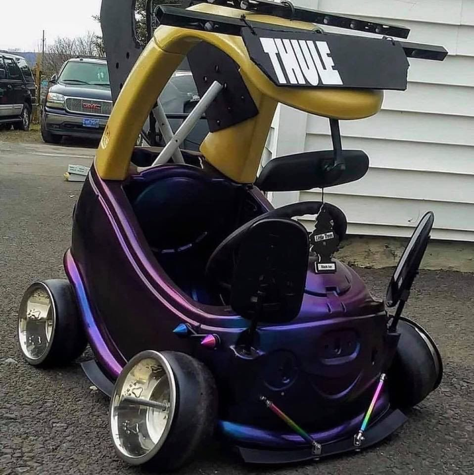 Image result for little tikes car jdm
