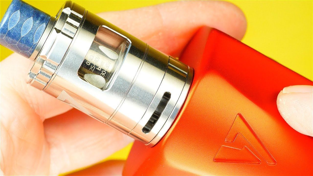 A Vape Tank That Squonks?! The Squonky Tank! YouTube in