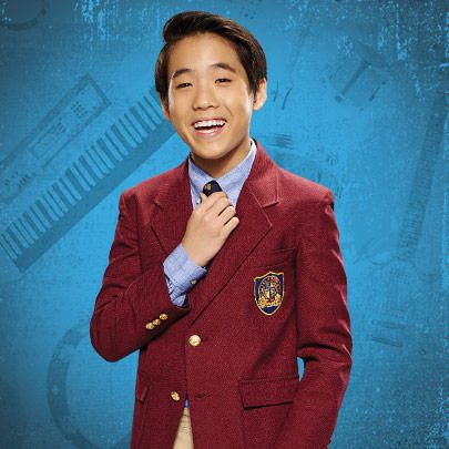 Zack Mooneyham is a main character in School of Rock. He is the of the band, School of Rock and a student at William B. Travis Prep School. Zack is portrayed by Lance Lim.
