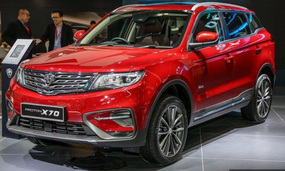 X70, SUV Pertama Proton Dilancarkan!!! Bermula RM99,800