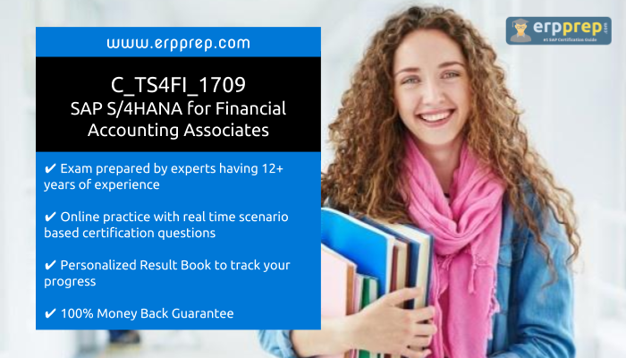 C_TS4FI_1709 SAP S_4HANA for Financial Accounting Associates