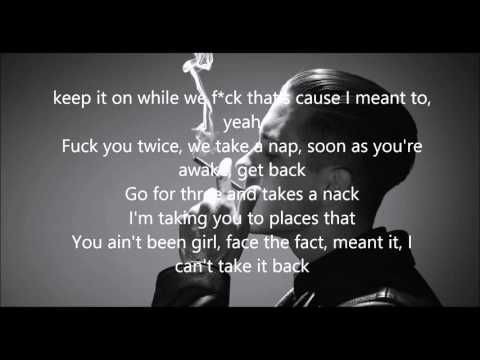 Bet You Can't Do It Like Me Lyrics Youtube Alone Again Naturally - image 5