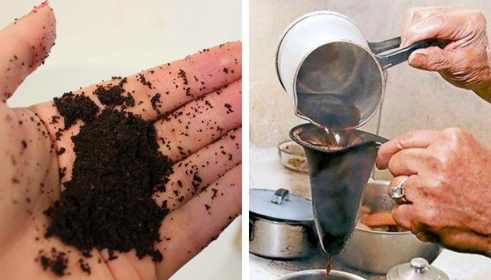 7 Utilidades De La Borra De Café Para Empezar A Guardarlo En Lugar De Tirarlo Usos Del Cafe Recetas De Limpieza Repelente De Insectos Casero