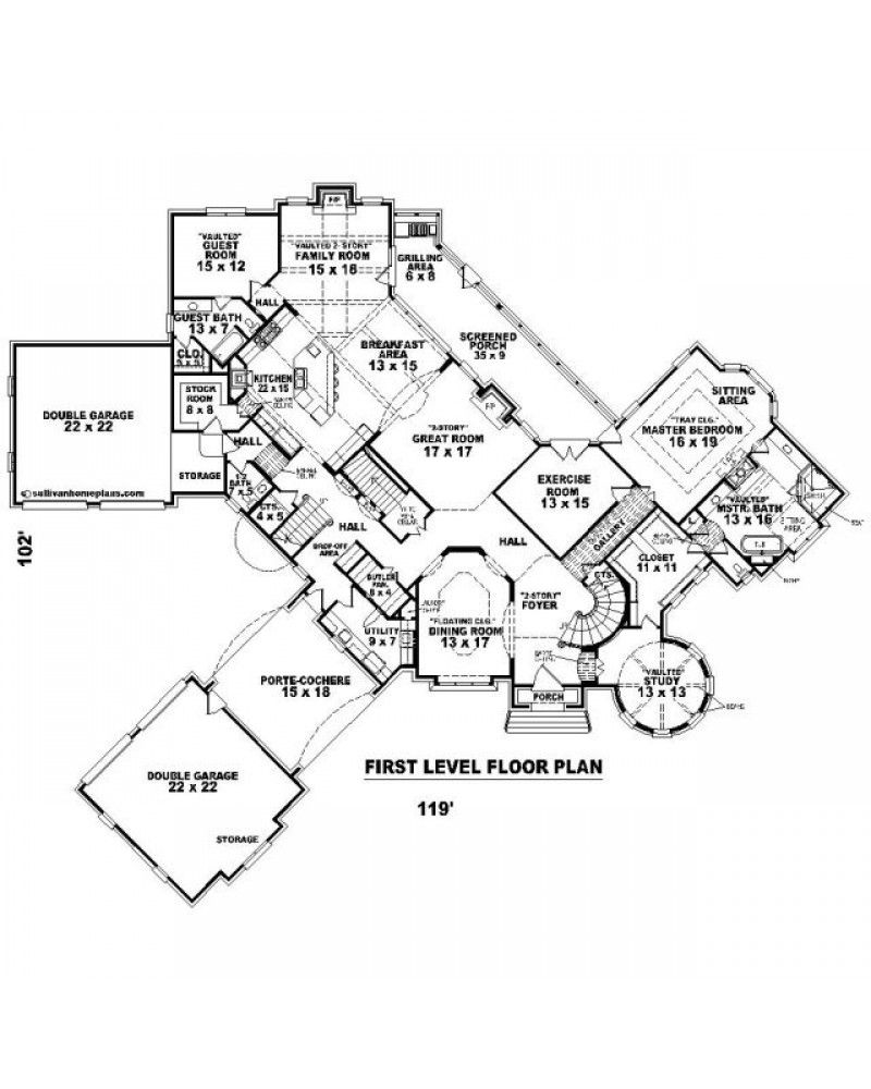 Pin On House Design Plans