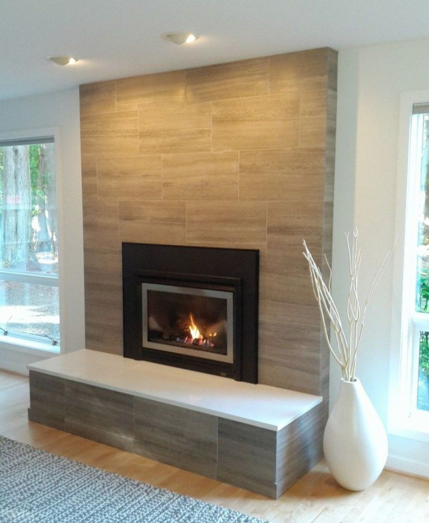 Incredible diy brick fireplace makeover ideas in house