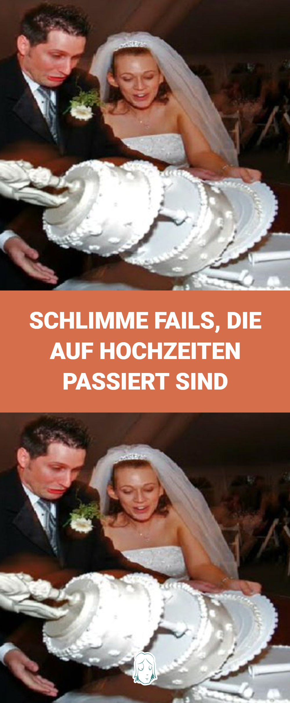 Schlimme Fails, die auf Hochzeiten passiert sind