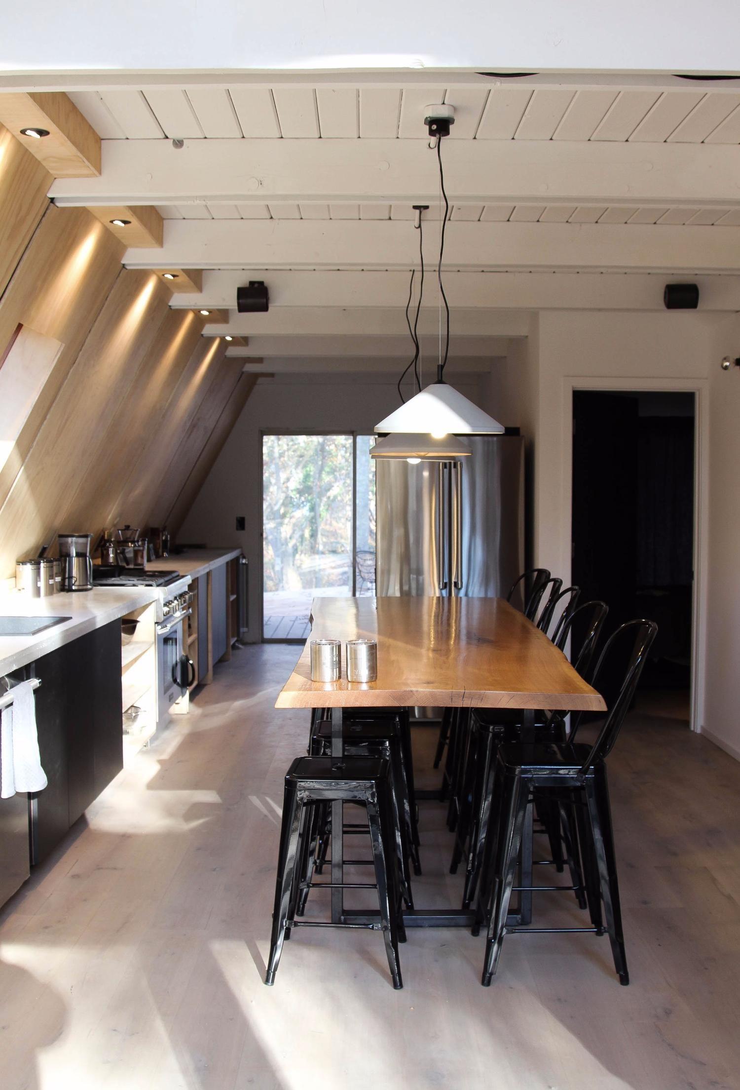 A-Frame Cabin – Maurice River NJ – Lokal Hotel | A frame | Pinterest ...