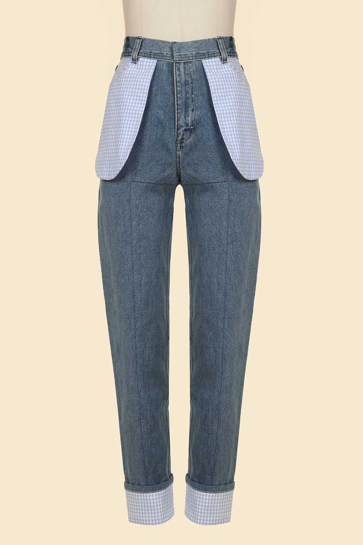 носят ли джинсовку со спортивными штанами
