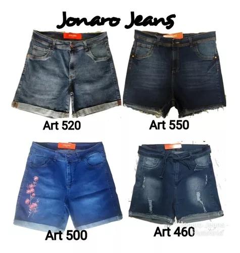 Short Elastizado Jeans Talles Especiales Talle 46 Al 60 2 480 00 Jeans Pantalones Cortos Para Mujer Hombres De Mezclilla