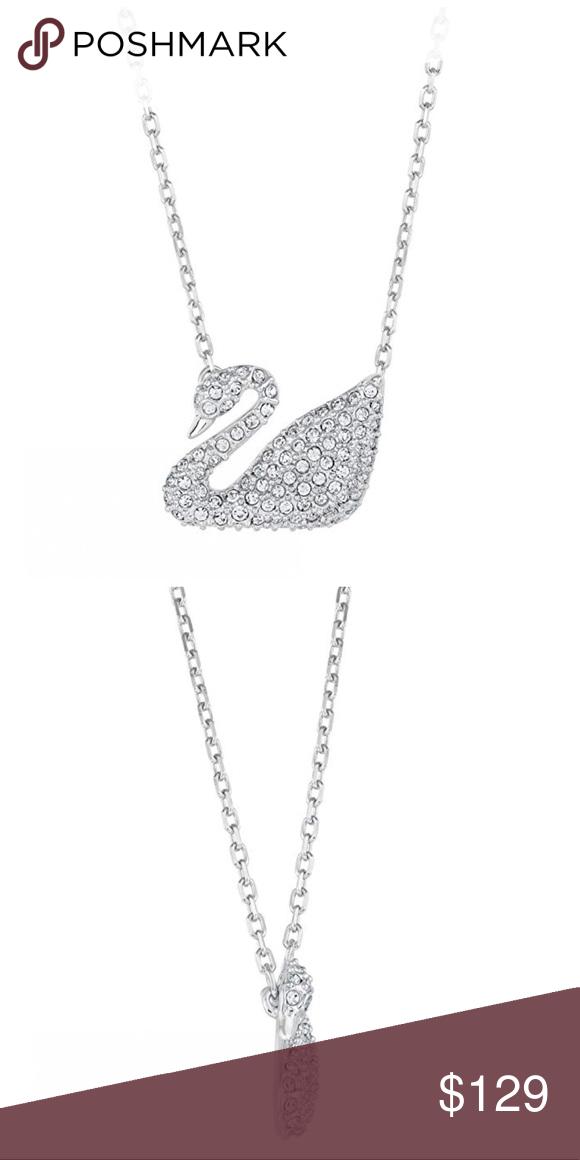 88944b38f Original & New Swarovski Iconic Swan Pendant Original & New Swarovski  Iconic Swan Pendant Swarovski Jewelry Necklaces