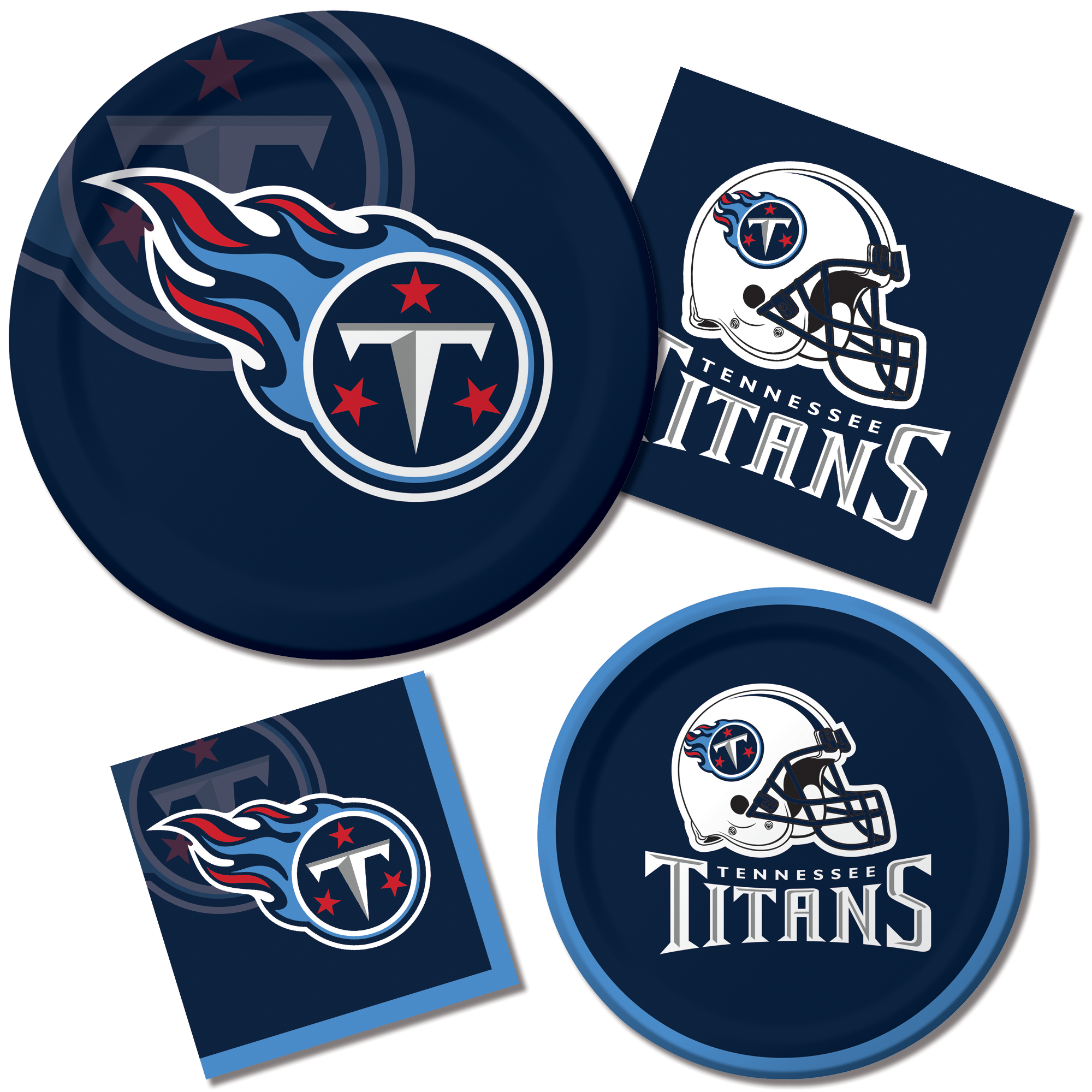 TENNESSEE TITANS PARTY SUPPLIES Nfl Party 344018a97