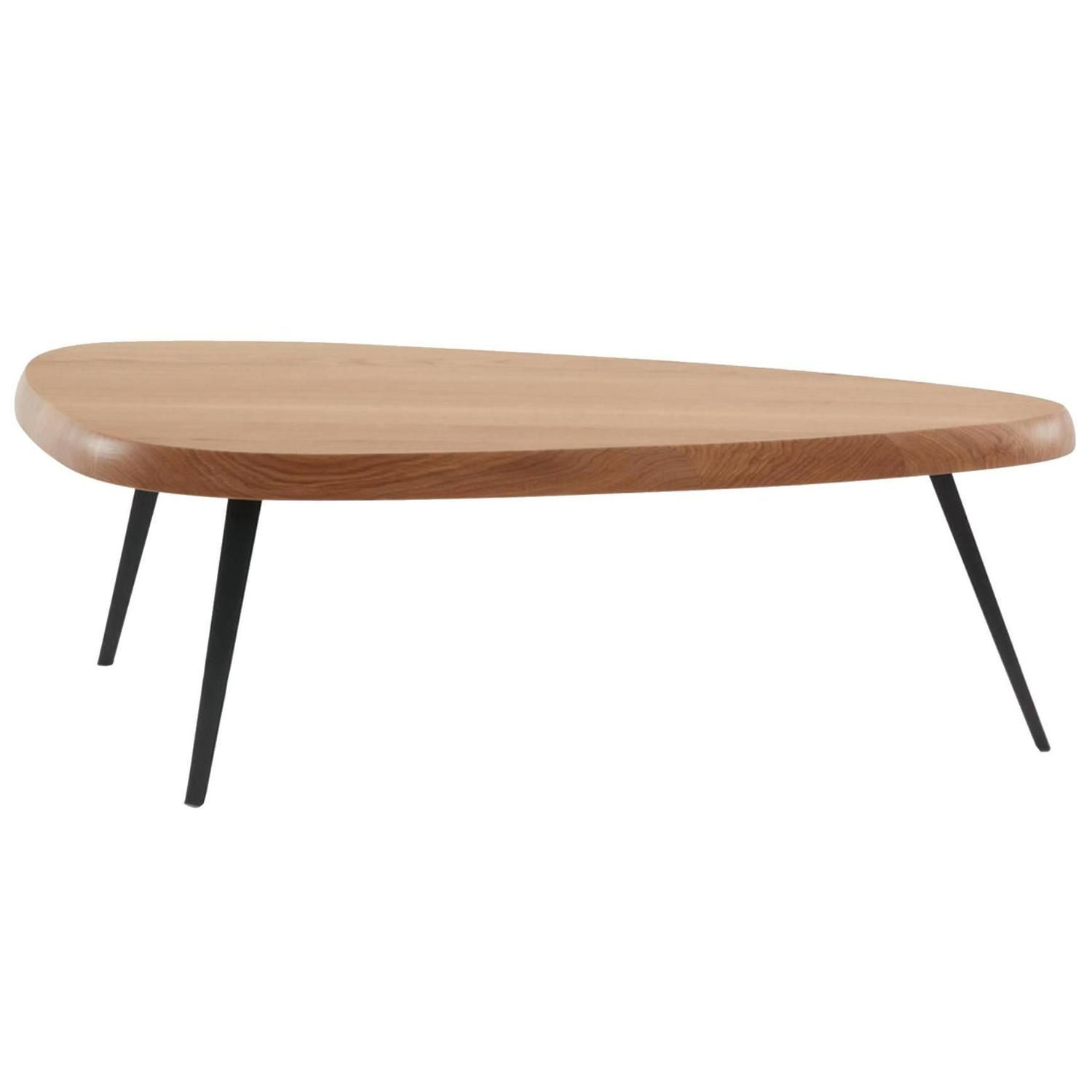 Low table by Charlotte Perriand for Cassina