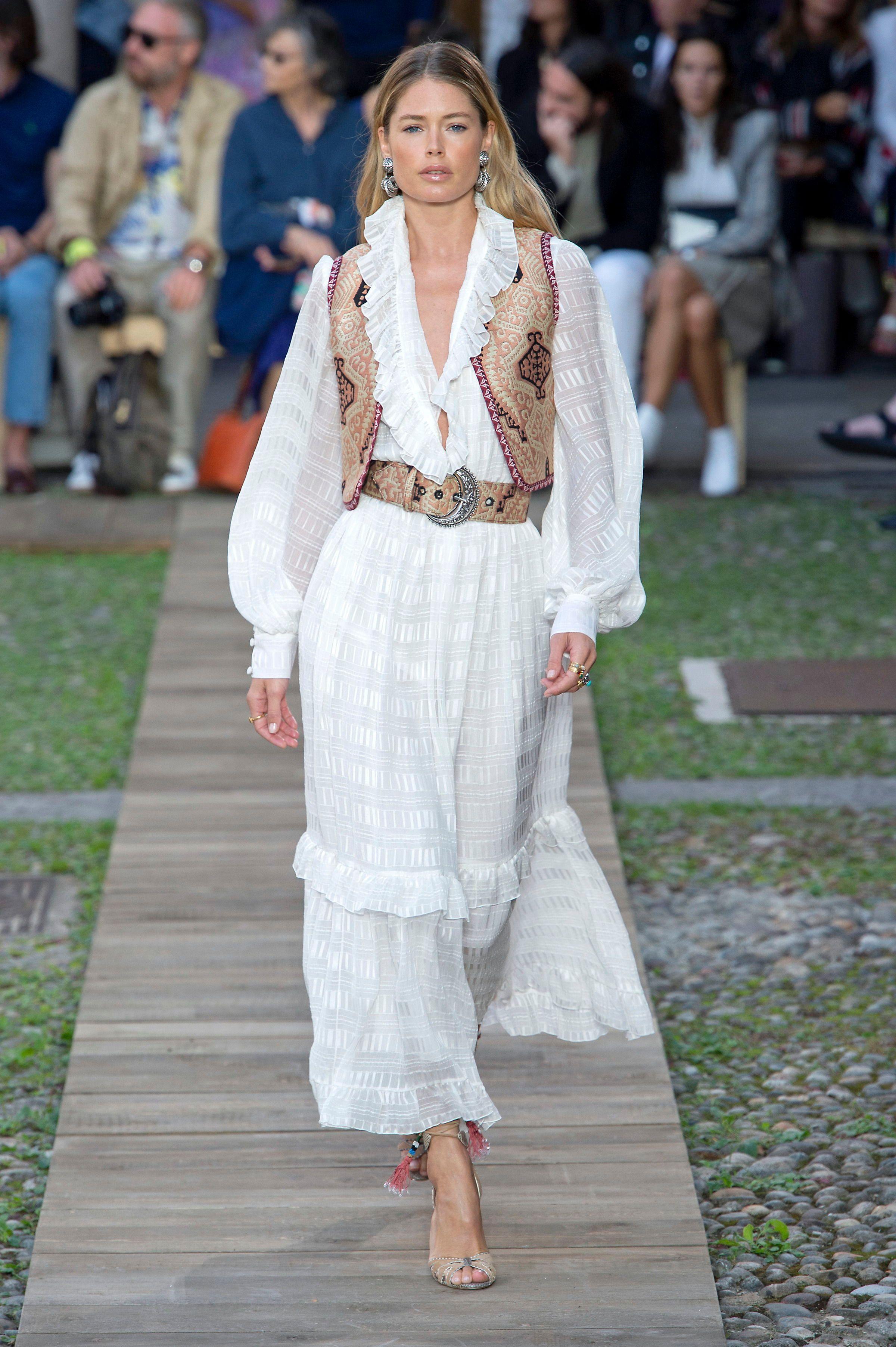 Sommerkleider mit Volants sind ein Modetrend 2020 in 2020 ...