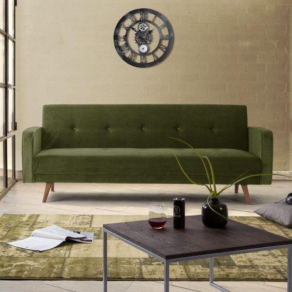 Einzelsofa von Mørteens bei Home24 bestellen Home24 Wohnung - schlafzimmer mit schrge einrichten
