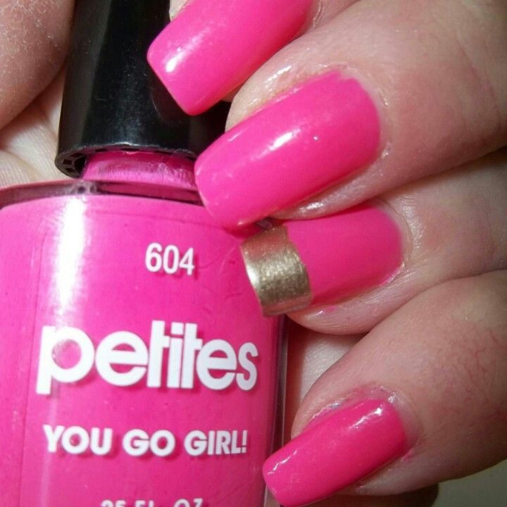 Pink/gold....Love...