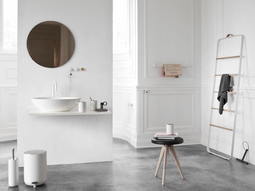 Badkamer accessoires met een Scandinavisch gevoel