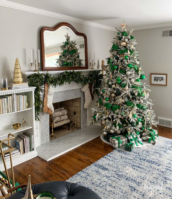 Holiday Decor Ideas Bhg Christmas Ideas Magazine Country Christmas Crafts Holiday Decor Christmas Tree Themes