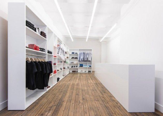Comme des Garçons Opens Pocket Store in Amsterdam