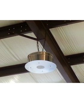 Made In Usa Mistcooling Stainless Steel Overhead Misting