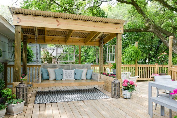 20 Amazing Backyard Living Outdoor Spaces | Backyards ...