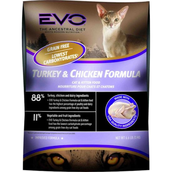 Tied With Wellness Core For The Best Dry Cat Food Available I