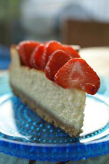 Terhin keittiössä - ruokablogi: New York Cheesecake