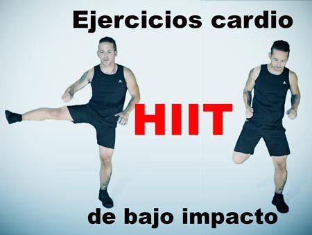 que es el ejercicio de bajo impacto