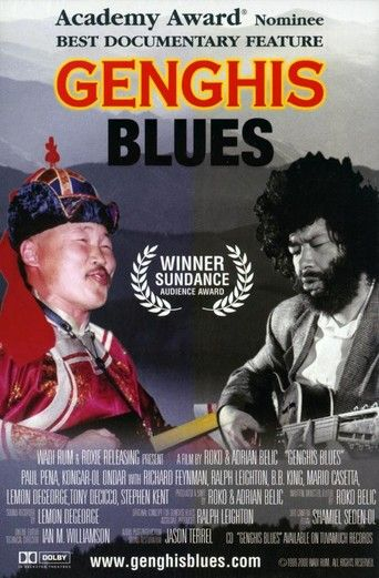 "Genghis Blues (1999) | http://www.getgrandmovies.top/movies/15349-genghis-blues | Blind blues musician Paul Pena is perhaps best known for his song "" jet airliner"". in 1993, pena heard tuvan throat singing over his shortwave radio and subsequently taught himself how to reproduce these extraordinary sounds. this documentary follows him tuva, where he takes part a competition.""="""