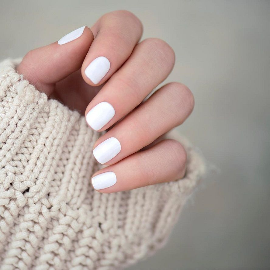 33 Pretty manicure that you can easily do