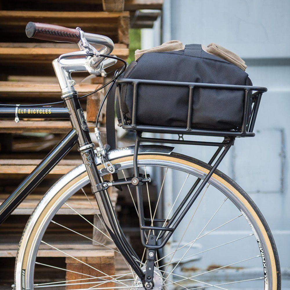 Woody Rack Top Basket Bike Accessories Bike Basket Cool Bike