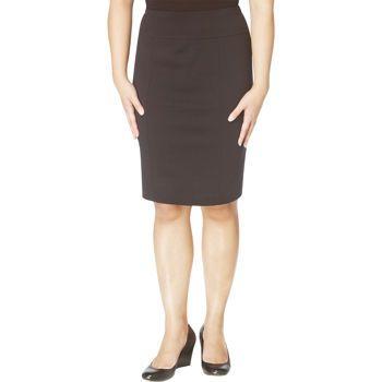 2a684f87f4 Costco: Ellen Tracy Ladies Ponte Skirt - Black   Buy me   Skirts ...
