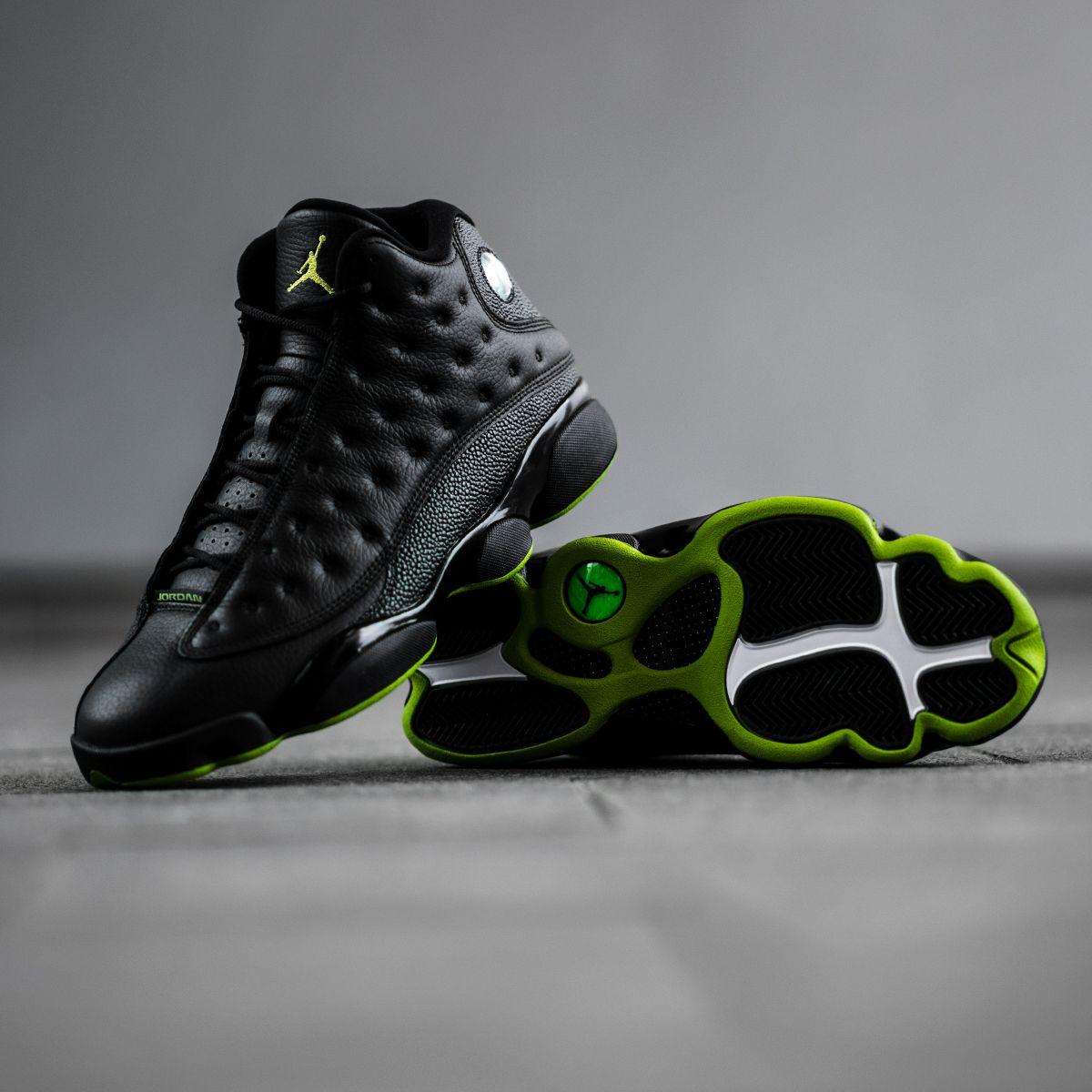 bc64d2b0b1c The green eyed black cat returns this Thursday. Get the Air Jordan 13 Retro  '