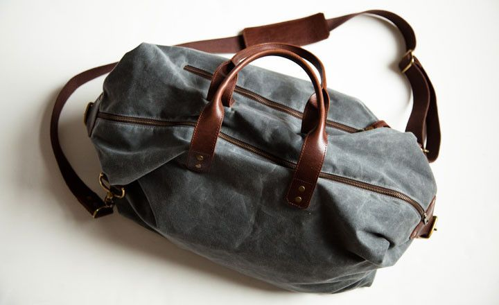 Of a Kind - DOWNING OVERNIGHT BAG by Earnest Sabine