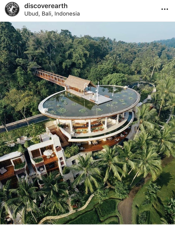 Pin by Jackie Watson on Travel Ubud, Bali travel, Resort