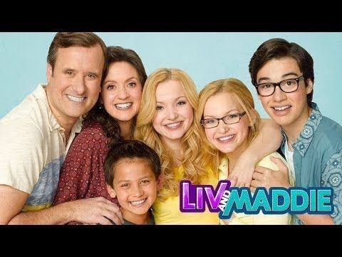 Liv & Maddie Cast Real Name & Age Liv and maddie