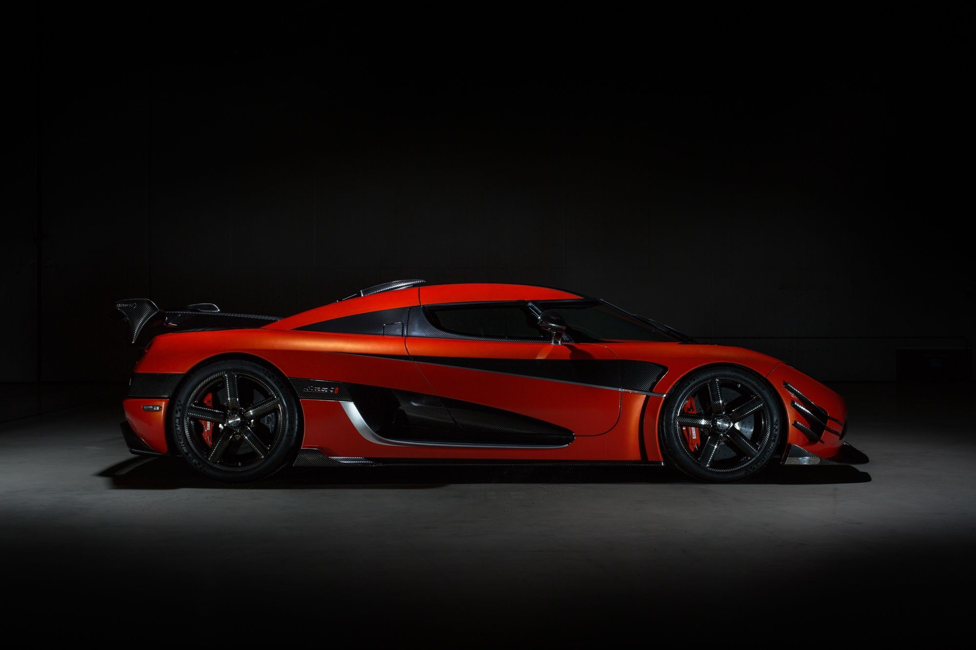 Agera Final Series Koenigsegg Agera One Of 1 Side View