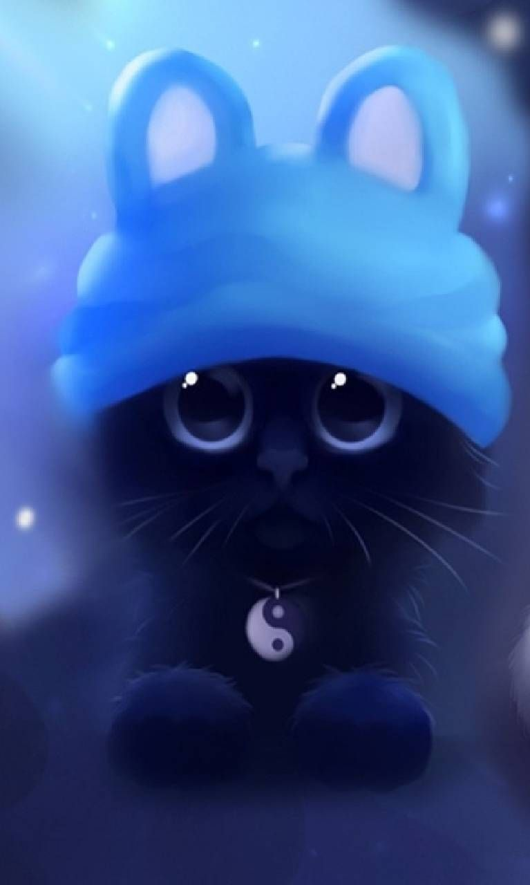 Download Kitty Wallpaper By Lee Loo F2 Free On Zedge Now Browse Millions Of Popular Animal Wallpapers And Ringt Cute Animal Drawings Cat Art Cute Animals Anime cute animal wallpaper