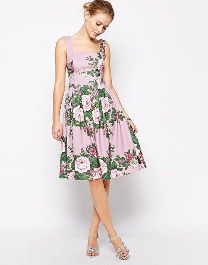 Vestidos para boda de dia baratos
