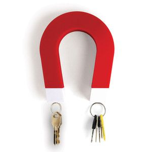Magnetic Key Holder by #Kikkerland  #LynnFriedman #Design #IntelligentDesign #home