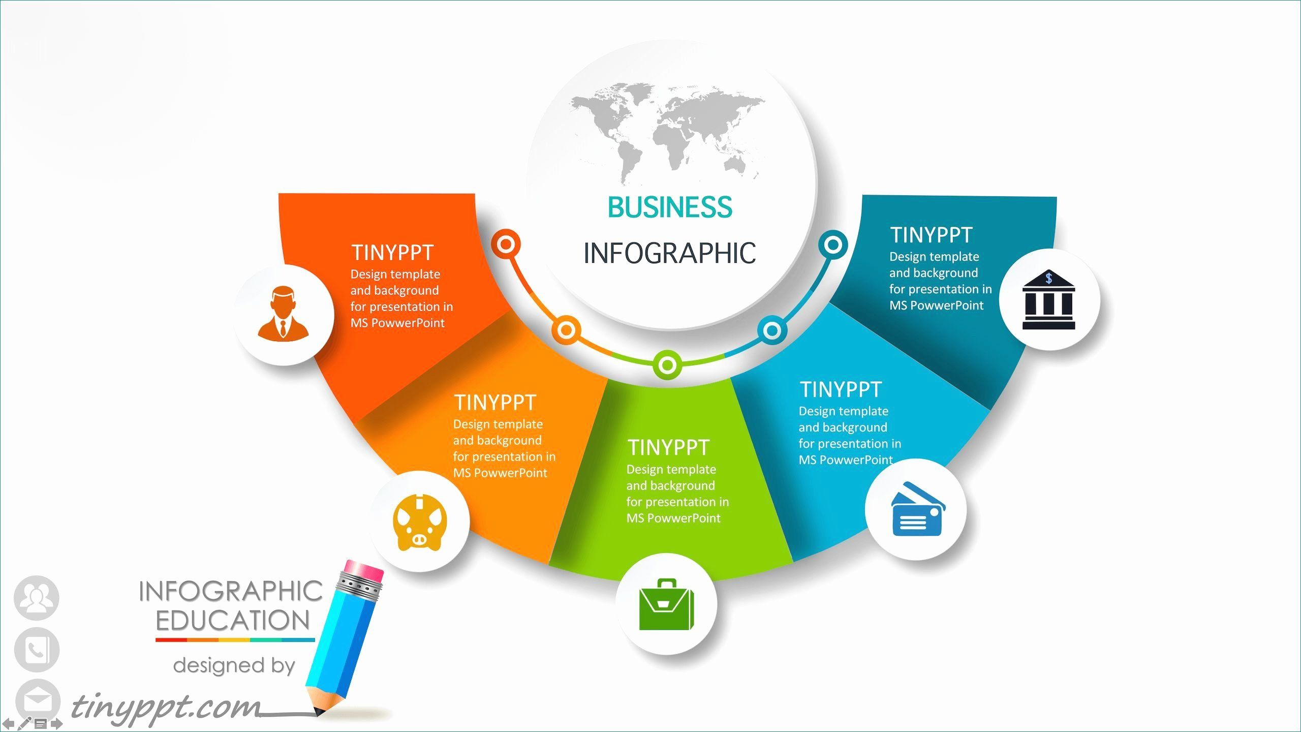 Free Powerpoint Presentation Templates Microsoft Developing A Creatively Attractive Fre Infographic Template Powerpoint Infographic Powerpoint Powerpoint Free