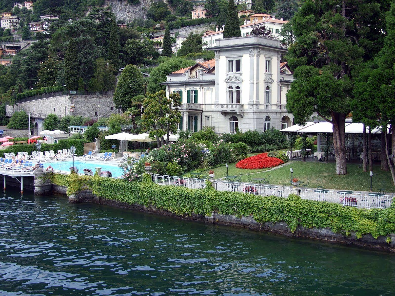 Grand Hotel Imperiale Como Italy