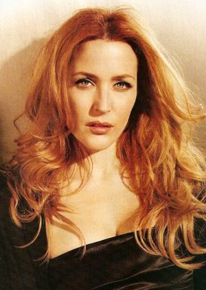 Gillian anderson is one hot milf