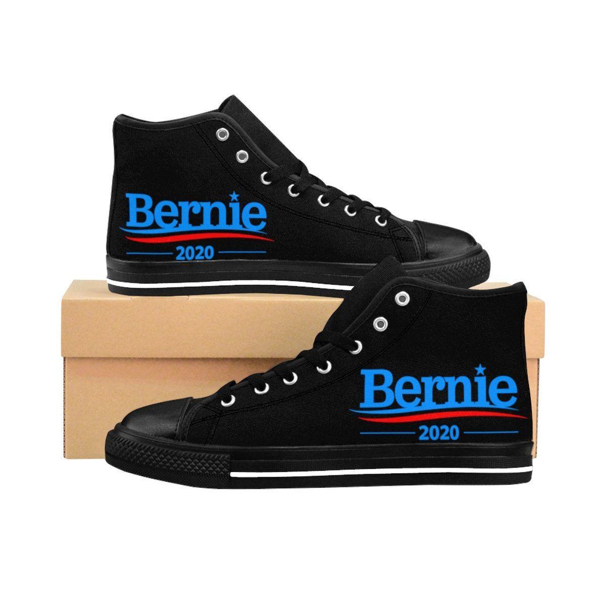 Best Women\\'S Workout Shoes 2020 Women's Bernie Sanders 2020 High top Sneakers in 2019 | Custom